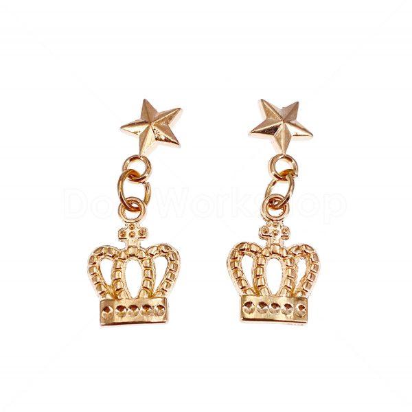金屬掛飾首飾配件-皇冠&星