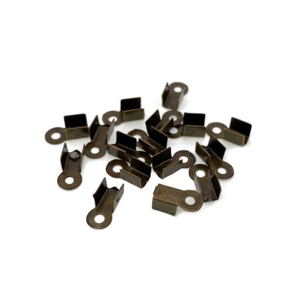 古銅色金屬夾片