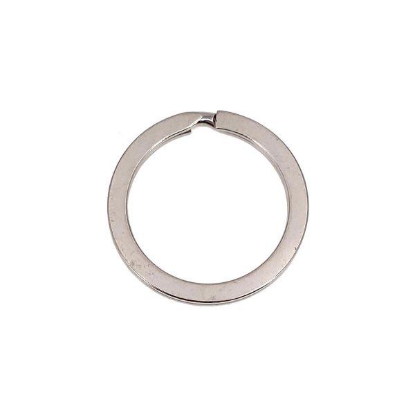 銀色鎖匙扣-小號