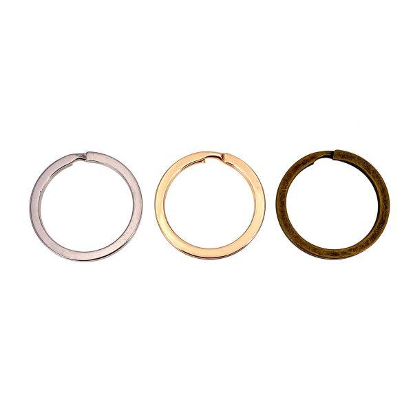 金色/銀色/銅色鎖匙圈