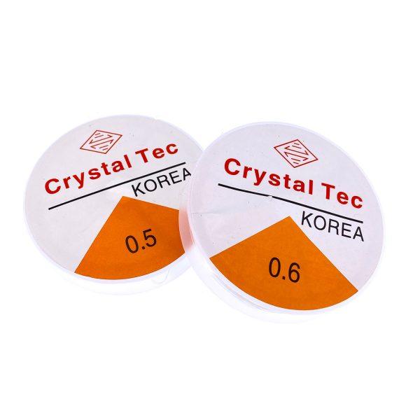 彈力水晶魚絲0.5-1MM