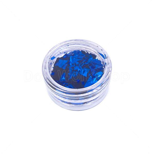 寶藍色貝殼紙