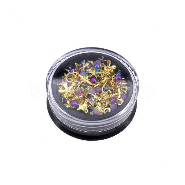 滴膠UV膠金屬封入物(13)