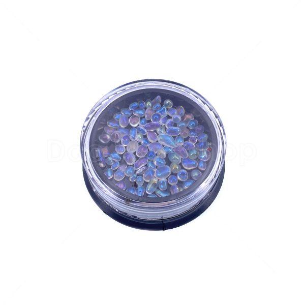 滴膠UV膠透明幻彩石