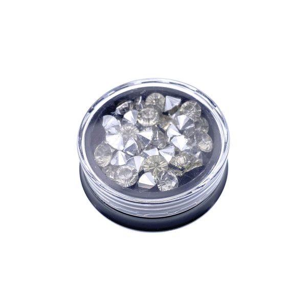 滴膠UV膠仿鑽石