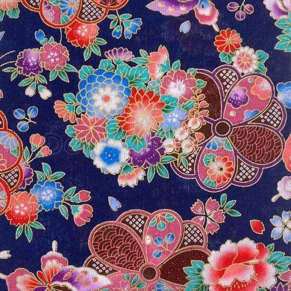 日式和風纯棉布料7