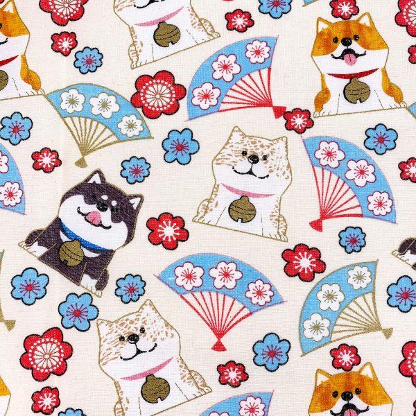 日式和風纯棉布料14