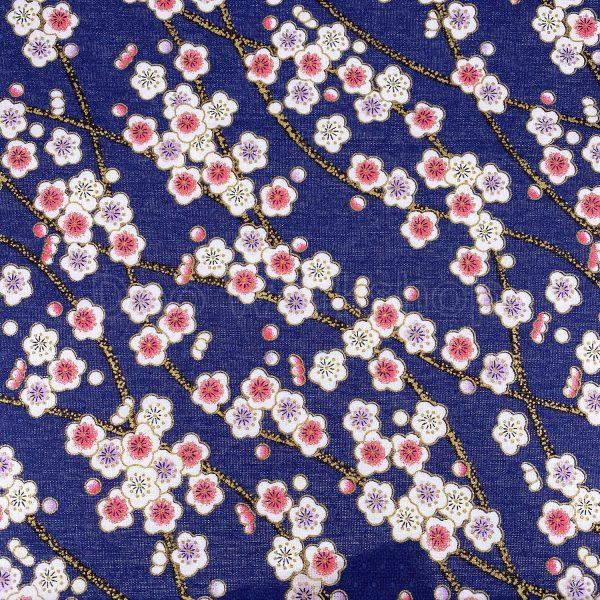 日式和風纯棉布料19