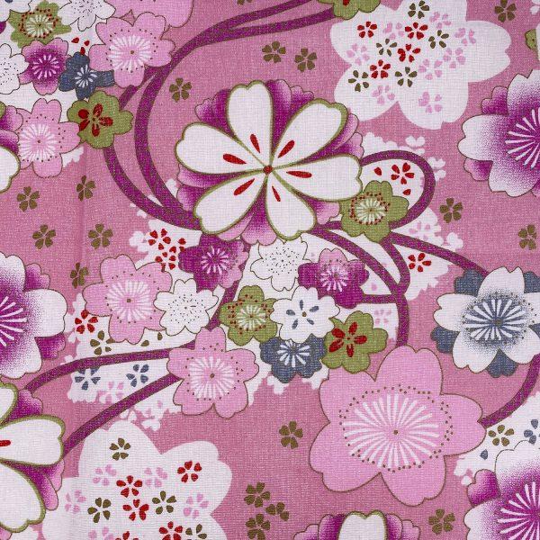 日式和風纯棉布料24