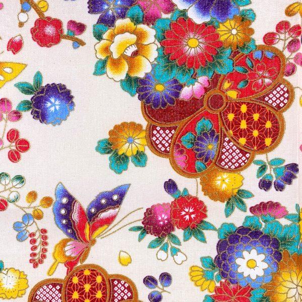 日式和風纯棉布料26
