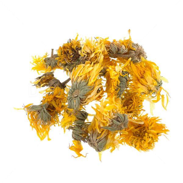 金盞花乾花