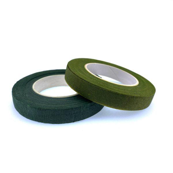花藝花杆專用綠色膠帶