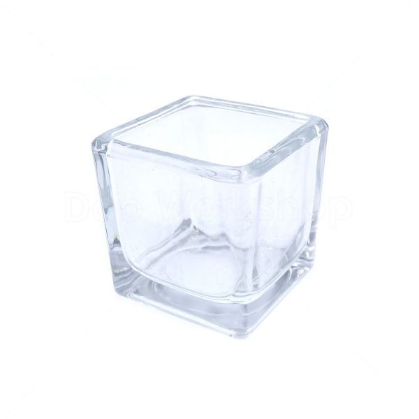 正方形玻璃缸5X5X5CM