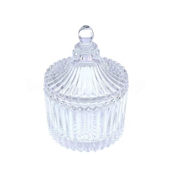 蒙古包玻璃瓶小號