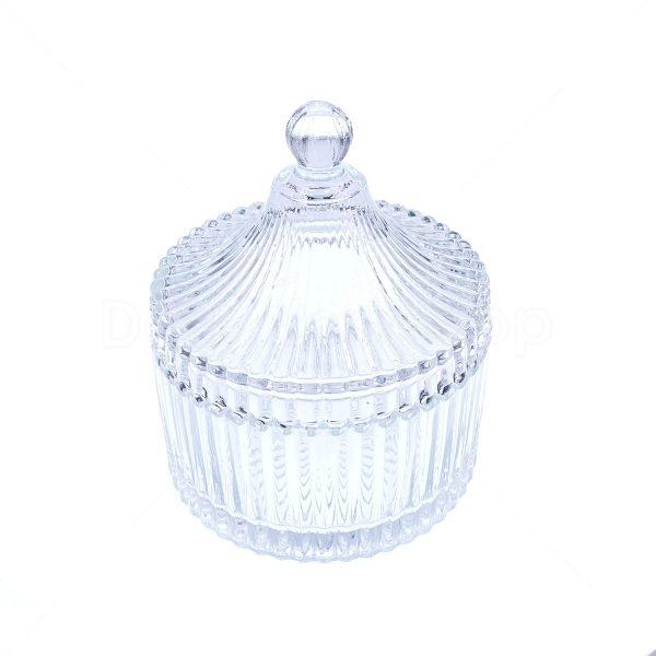 蒙古包玻璃瓶大號