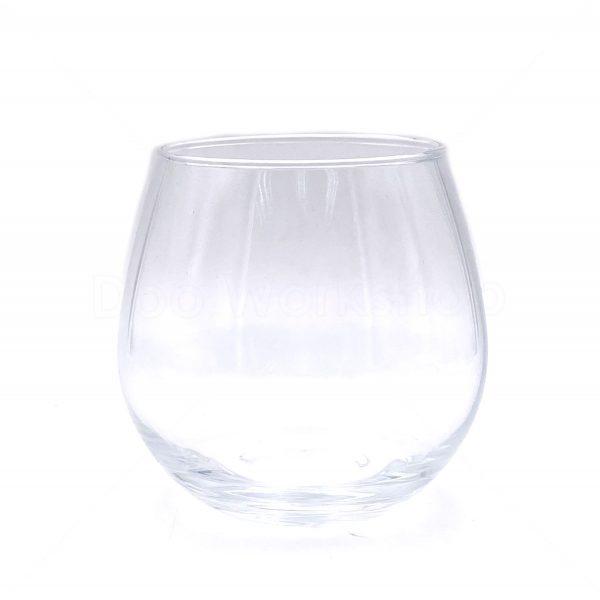 大肚玻璃杯