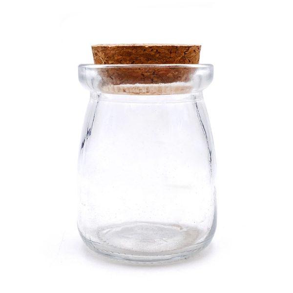 木塞布丁玻璃瓶