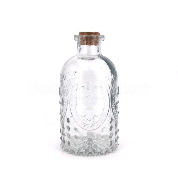 圖騰玻璃瓶