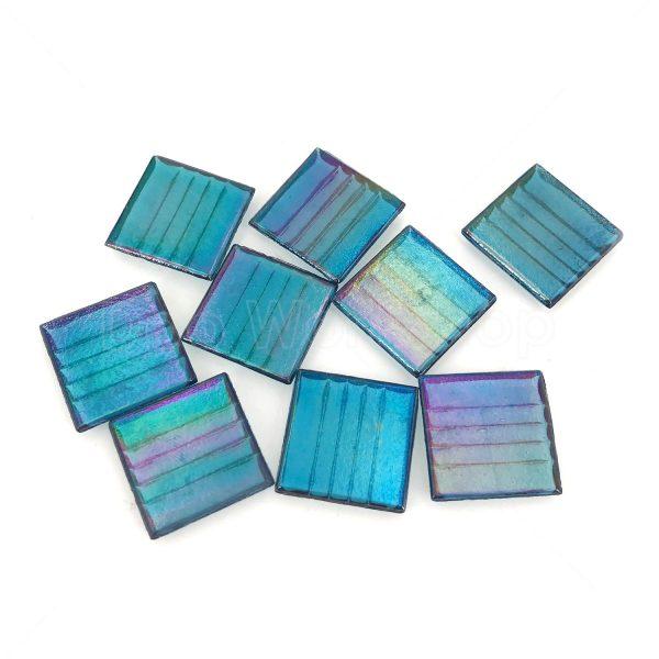 藍色幻彩馬賽克20X20mm