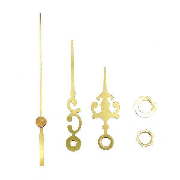 時鐘機芯-金色針款式2