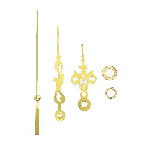 時鐘機芯-金色針款式3