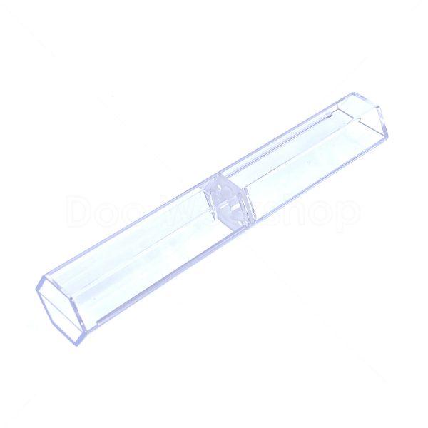 浮游花筆六角型單枝筆盒