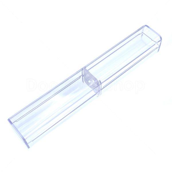 浮游花筆正方型單枝筆盒