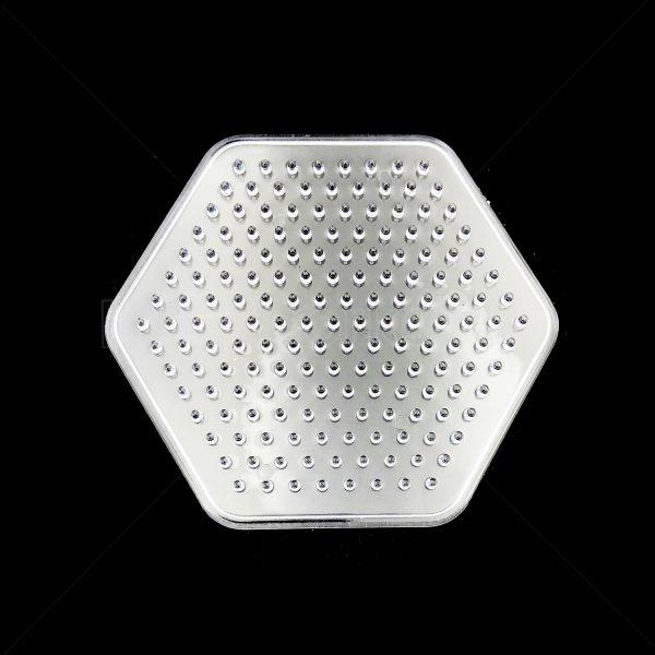 小六角形拼豆模版