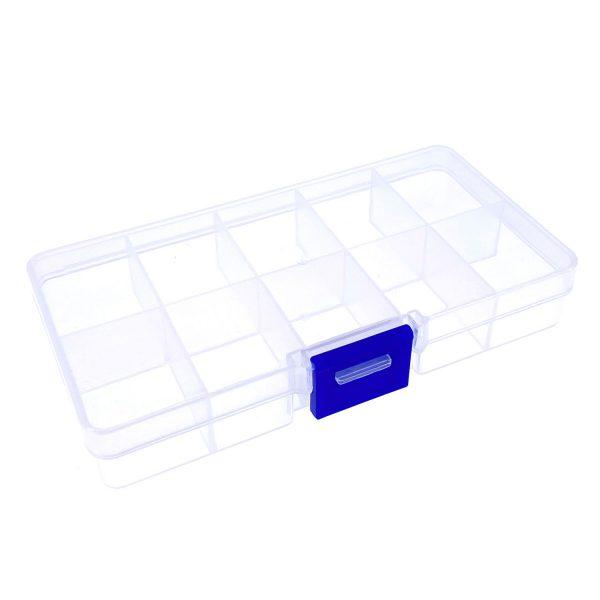 12格透明分裝盒