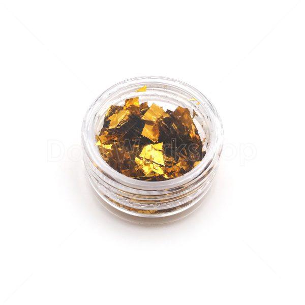 金色貝殼紙