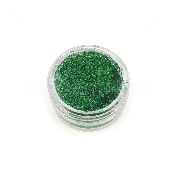 綠色粗粒閃片