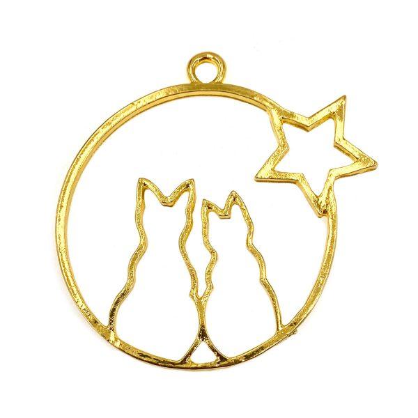 小貓金屬框