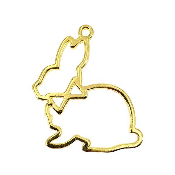 兔子金屬框