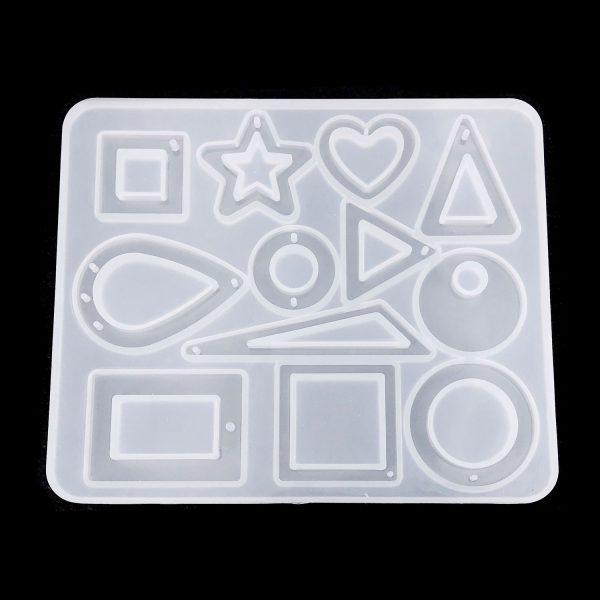 滴膠模具/矽膠模具/硅膠模具