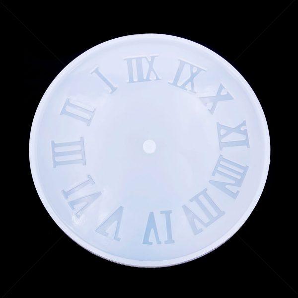 時鐘矽膠模具
