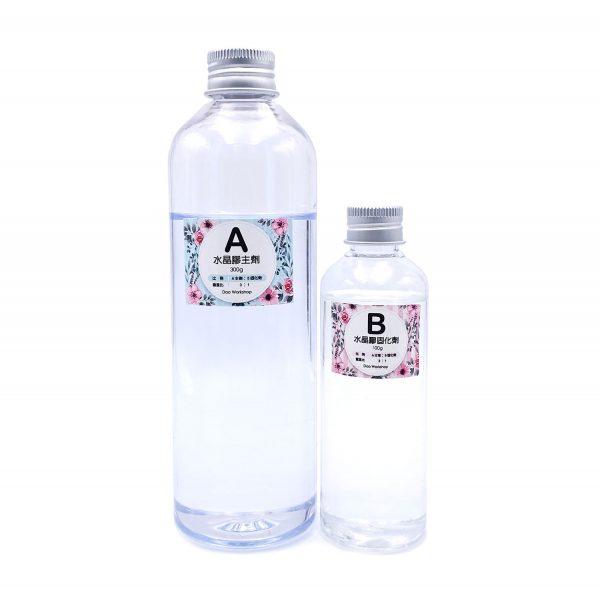 水晶滴膠/水晶膠/AB膠(133GX3)