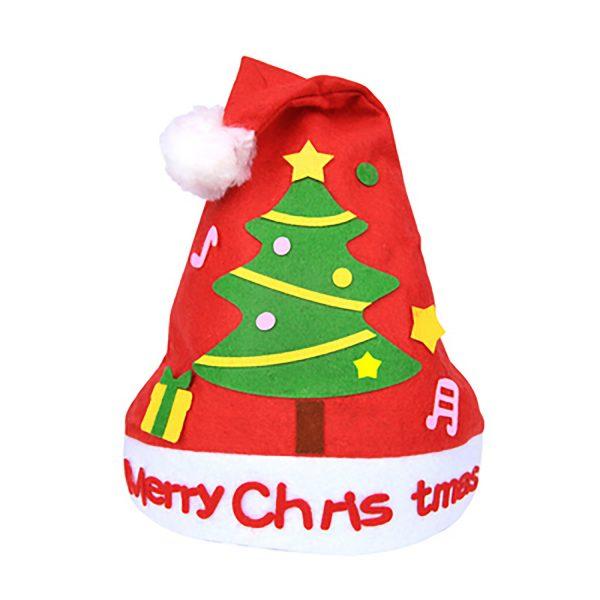 【預訂】聖誕帽DIY材料包-聖誕樹1