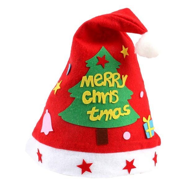 【預訂】聖誕帽DIY材料包-聖誕樹2