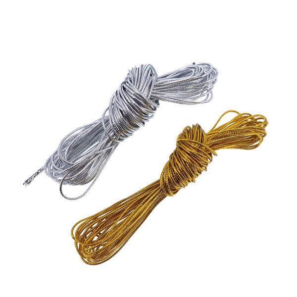 金銀色1.5MM繩