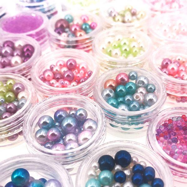仿珍珠/氣泡珠/小珠
