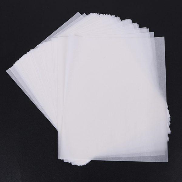 拼豆牛油紙