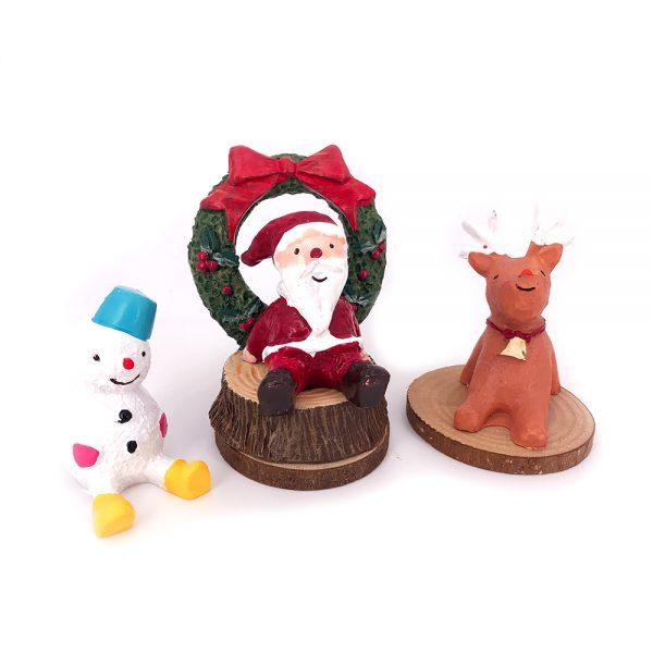 聖誕立體擺件