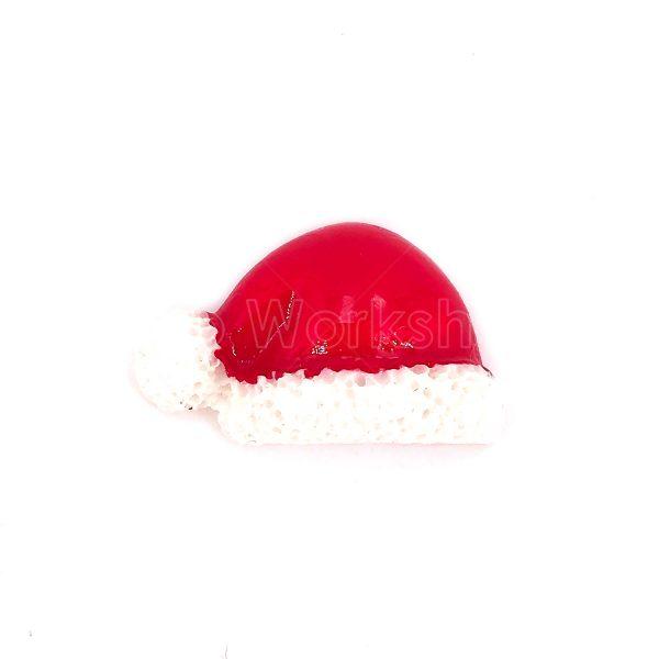 聖誕帽樹脂裝飾2