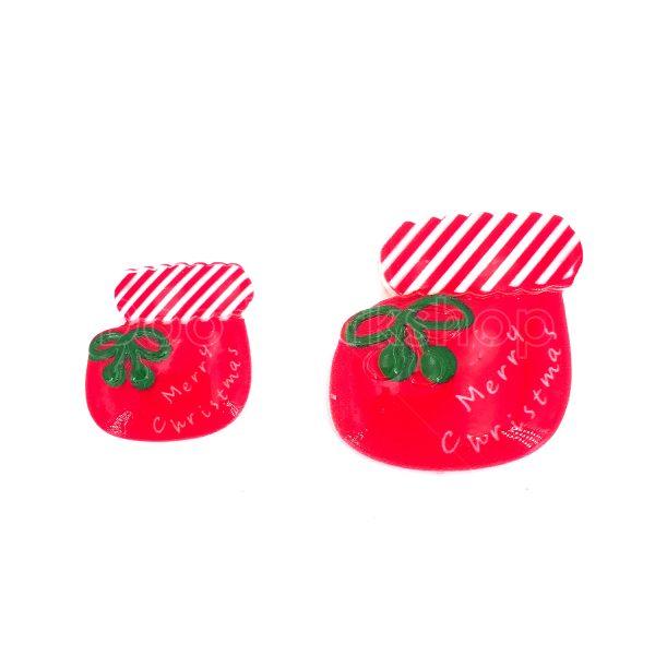 聖誕襪樹脂裝飾5