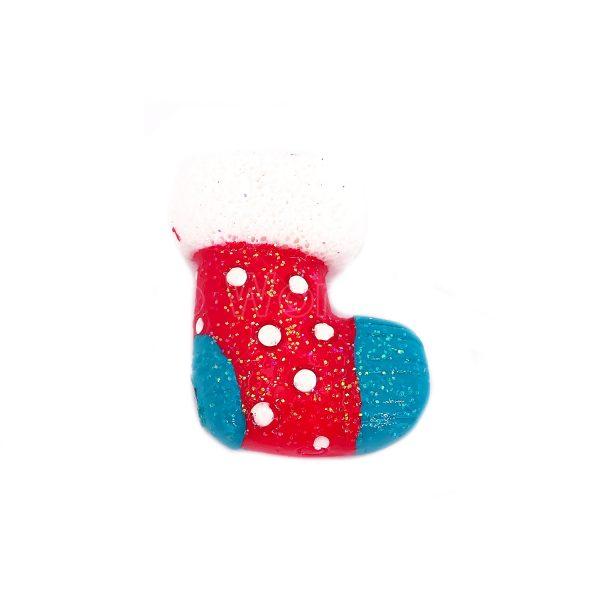 聖誕襪樹脂裝飾3