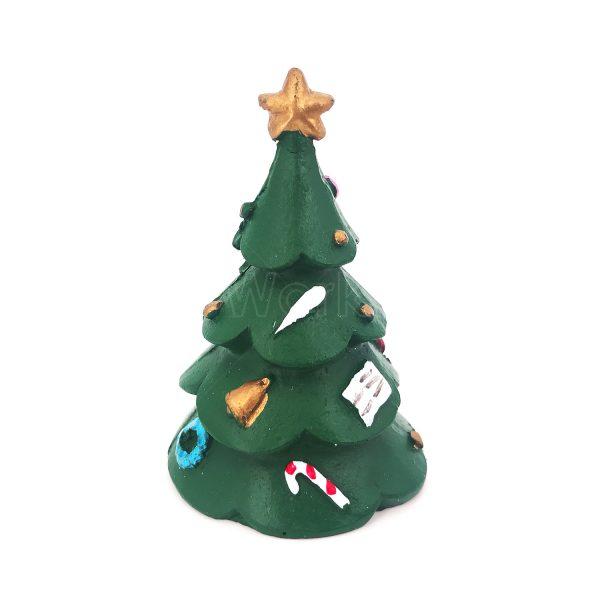 聖誕樹樹脂擺設1