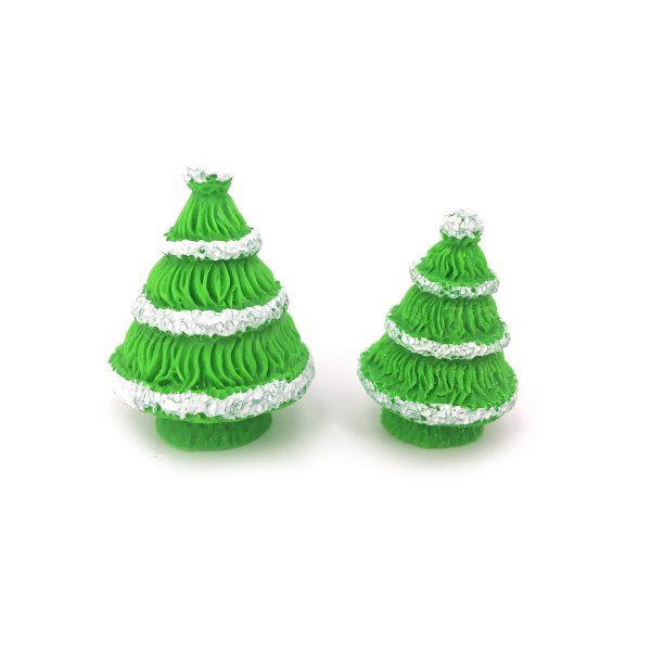 聖誕樹樹脂擺設5