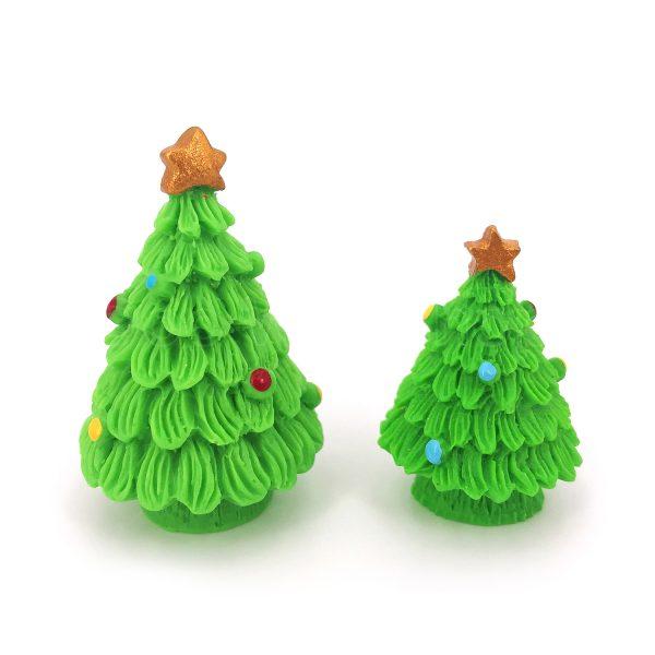 聖誕樹樹脂擺設10