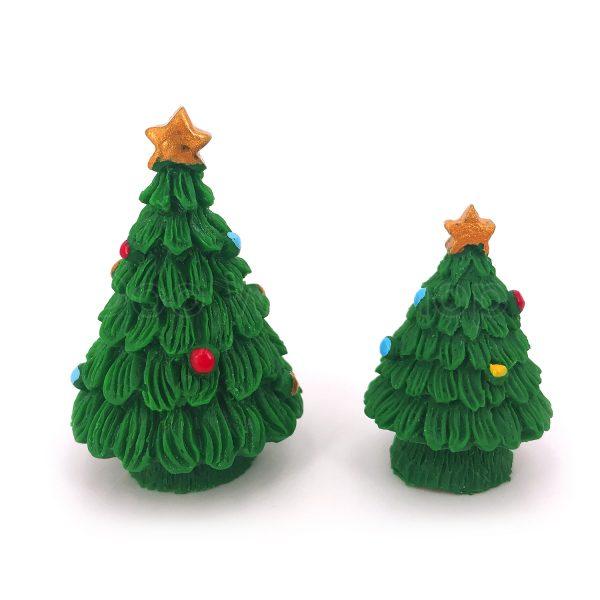 聖誕樹樹脂擺設11