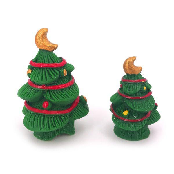聖誕樹樹脂擺設12